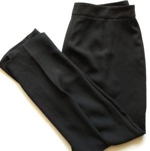MaxMara Pants & Jumpsuits - Max Mara 14 Black Slim Leg Italy Dress Pants